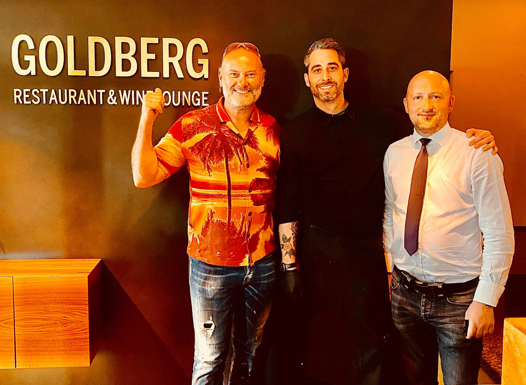 Goldberg in Fellbach